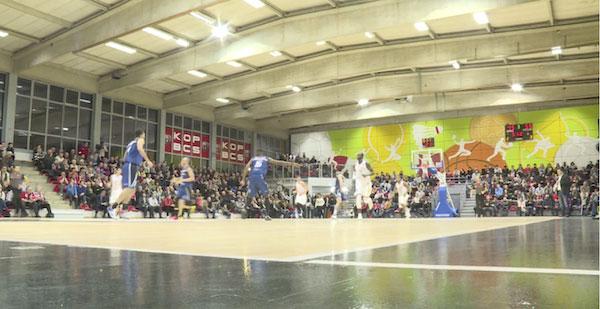 BC Souffelweyersheim Souffelweyersheim Short Officiel Ext/érieur 2019-2020 Basketball Mixte