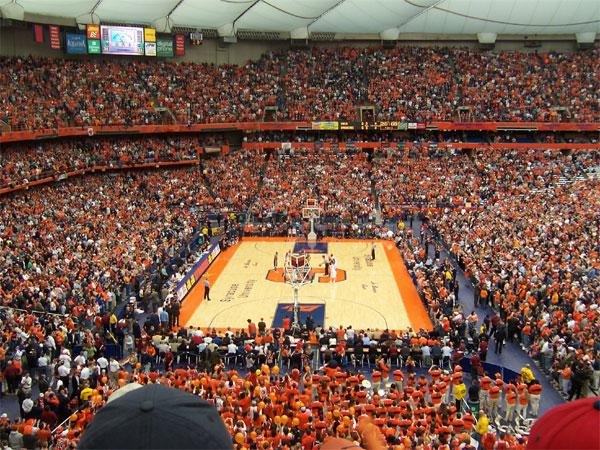 Syracuse University Orangemen Syracuse Ny Basketball Usbasket
