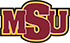 Midwestern St. logo